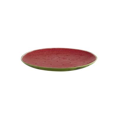 Platou BP model pepene rosu 43cm