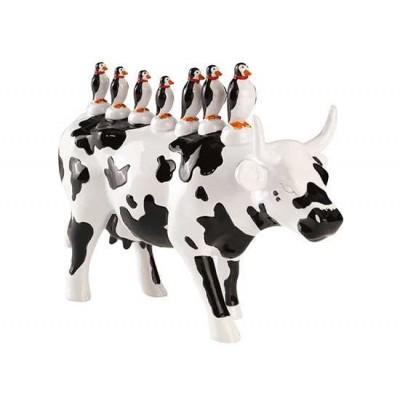 Figurina vacuta CowParade Transporte Coletivo M