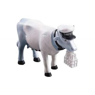 Figurina vacuta CowParade Vaca Milkman S