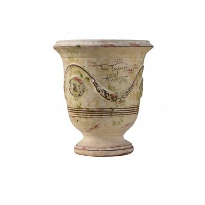 Ghiveci de Anduze patina antica H47 cm