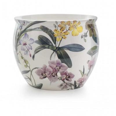 Ghiveci rotund Orchidee L