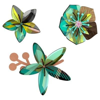Set de trei flori - WINTER GARDEN