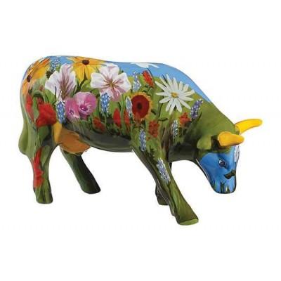 Figurina vacuta CowParade La Dolce Vida M - ceramica
